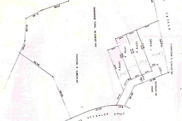 Foto de terreno habitacional en venta en  , rancho tetela, cuernavaca, morelos, 8089402 No. 01