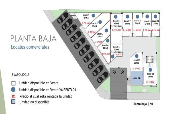 Foto de oficina en venta en  , real cumbres 2do sector, monterrey, nuevo león, 8753460 No. 10