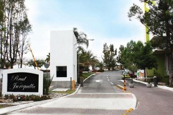 Foto de terreno habitacional en venta en real de juriquilla 001, juriquilla, querétaro, querétaro, 5928876 No. 02