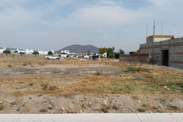 Foto de terreno habitacional en venta en  , real de juriquilla (diamante), querétaro, querétaro, 14022454 No. 01