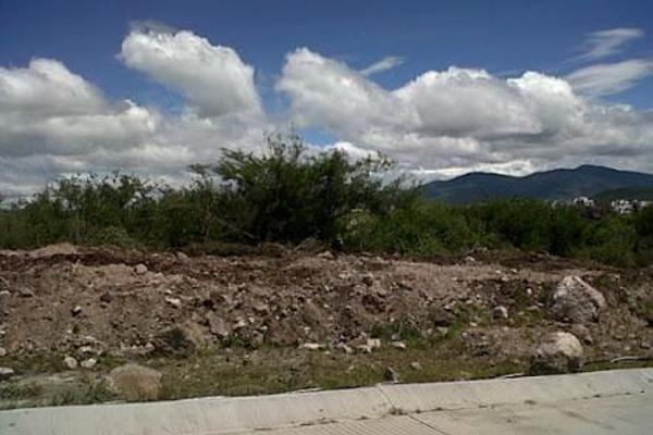Foto de terreno habitacional en venta en  , real de juriquilla (diamante), querétaro, querétaro, 14022478 No. 02