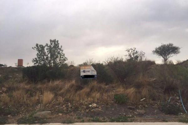 Foto de terreno habitacional en venta en  , real de juriquilla (diamante), querétaro, querétaro, 14022482 No. 01