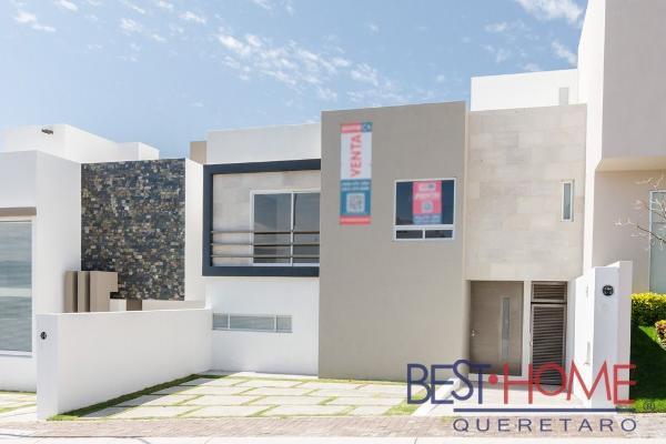 Foto de casa en venta en  , real de juriquilla (diamante), querétaro, querétaro, 14035931 No. 01