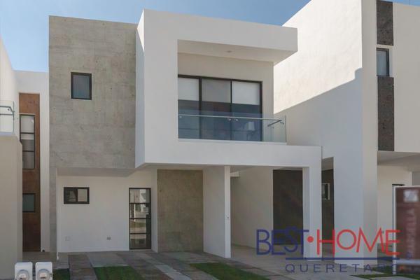 Foto de casa en venta en  , real de juriquilla (diamante), querétaro, querétaro, 14035943 No. 01