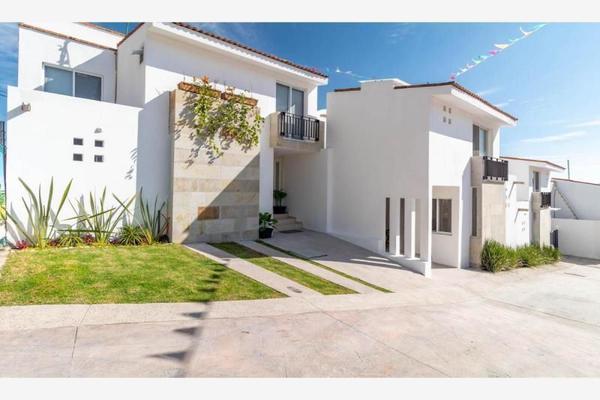 Foto de casa en venta en  , real de juriquilla (diamante), querétaro, querétaro, 14037444 No. 01