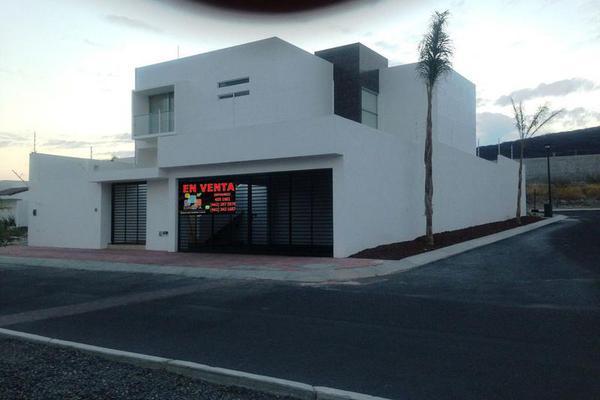 Foto de casa en venta en  , real de juriquilla (diamante), querétaro, querétaro, 7988545 No. 01