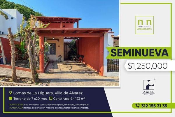 Foto de casa en venta en real de montroy , lomas de la higuera, villa de álvarez, colima, 0 No. 01