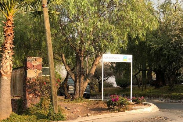 Foto de terreno habitacional en venta en real de piacacho 1, balcones de vista real, corregidora, querétaro, 6168145 No. 01
