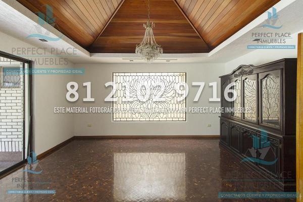 Foto de casa en venta en  , real de san agustin, san pedro garza garcía, nuevo león, 13347587 No. 09