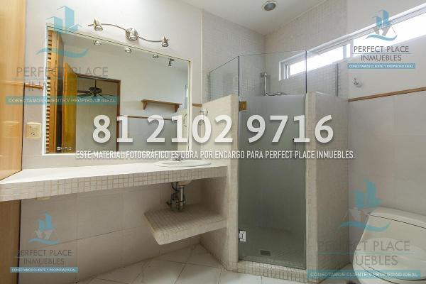 Foto de casa en venta en  , real de san agustin, san pedro garza garcía, nuevo león, 13347587 No. 14