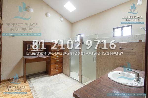 Foto de casa en venta en  , real de san agustin, san pedro garza garcía, nuevo león, 13347587 No. 20