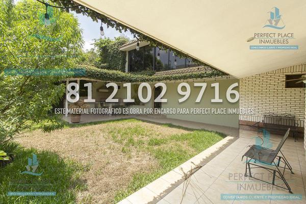 Foto de casa en venta en  , real de san agustin, san pedro garza garcía, nuevo león, 13347587 No. 22