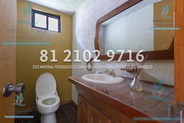 Foto de casa en venta en  , real de san agustin, san pedro garza garcía, nuevo león, 13347587 No. 33
