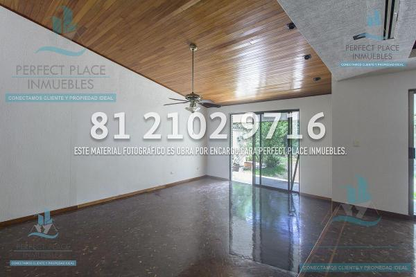 Foto de casa en venta en  , real de san agustin, san pedro garza garcía, nuevo león, 13347587 No. 37