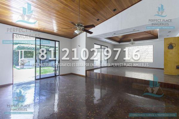 Foto de casa en venta en  , real de san agustin, san pedro garza garcía, nuevo león, 13347587 No. 38