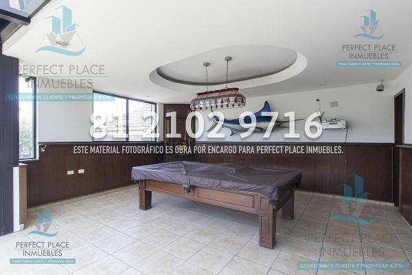 Foto de casa en venta en  , real de san agustin, san pedro garza garcía, nuevo león, 13347587 No. 39