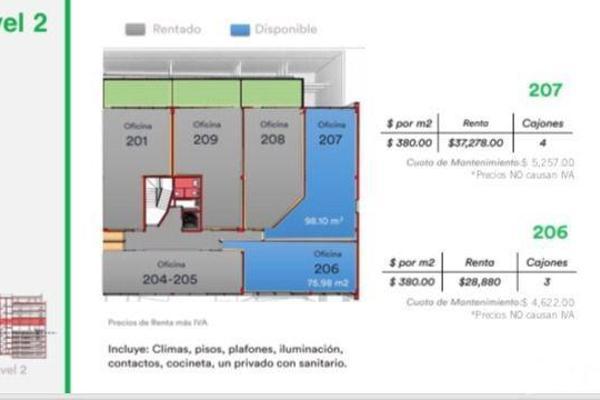 Foto de oficina en renta en  , real de san agustin, san pedro garza garcía, nuevo león, 7956343 No. 04