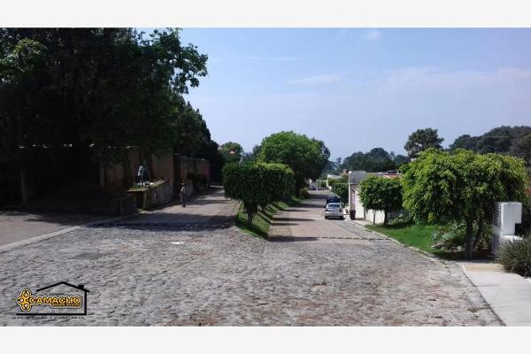 Foto de terreno habitacional en venta en  , real de tetela, cuernavaca, morelos, 3484085 No. 06