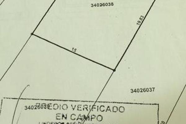Foto de terreno habitacional en venta en  , real de tetela, cuernavaca, morelos, 8089640 No. 01