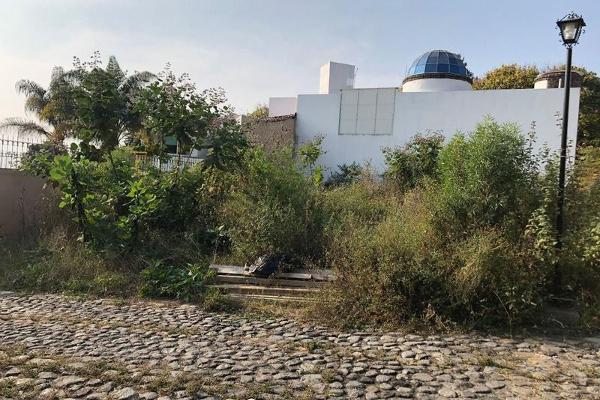 Foto de terreno habitacional en venta en  , real de tetela, cuernavaca, morelos, 8089640 No. 03