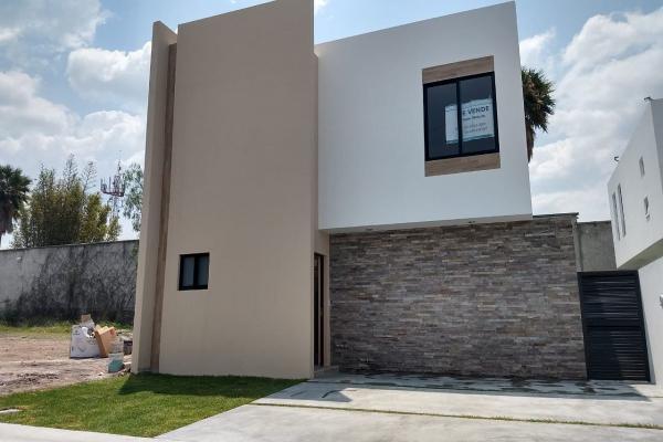 Foto de casa en venta en  , real del bosque, corregidora, querétaro, 14033592 No. 01