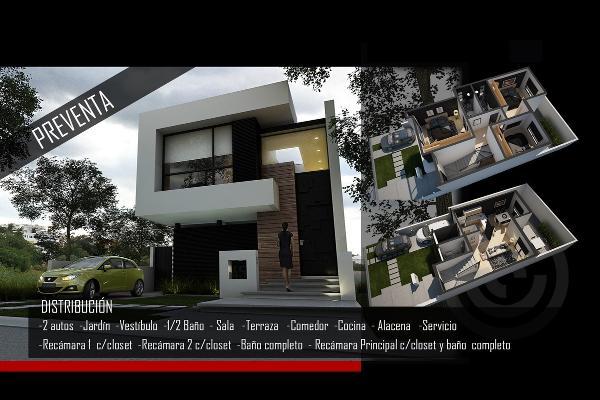 Foto de casa en venta en  , real del bosque, corregidora, querétaro, 14034305 No. 01