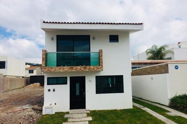 Foto de casa en venta en  , real del bosque, corregidora, querétaro, 8895542 No. 01