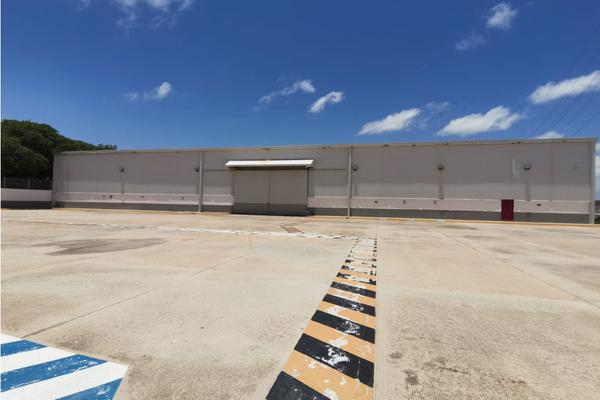 Foto de nave industrial en renta en  , real del carmen, carmen, campeche, 16682492 No. 01