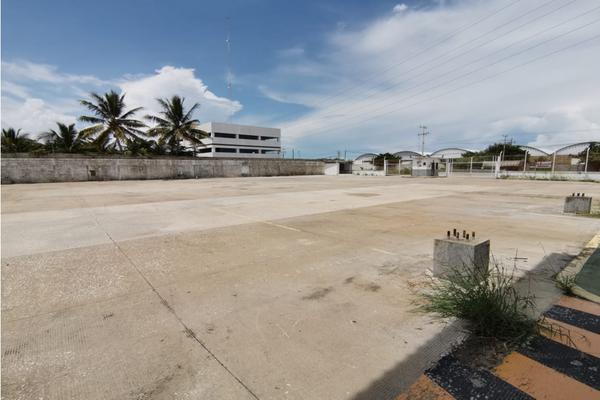 Foto de nave industrial en renta en  , real del carmen, carmen, campeche, 16682492 No. 09
