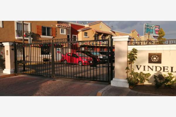 Foto de casa en venta en  , real del cid, tecámac, méxico, 19254449 No. 01