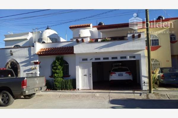 Foto de casa en venta en  , real del country, durango, durango, 5961411 No. 01