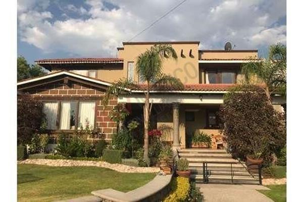 Foto de casa en venta en real del lago , vista real y country club, corregidora, querétaro, 5941360 No. 01