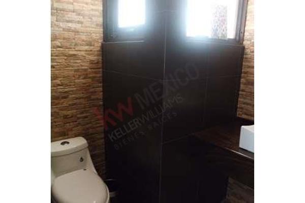 Foto de casa en venta en real del lago , vista real y country club, corregidora, querétaro, 5941360 No. 07