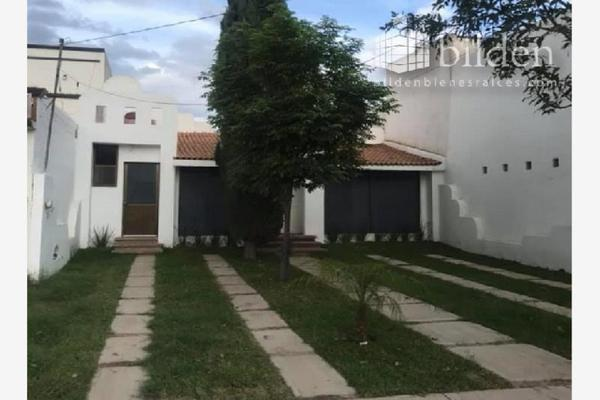 Foto de casa en renta en  , real del mezquital, durango, durango, 5812771 No. 01