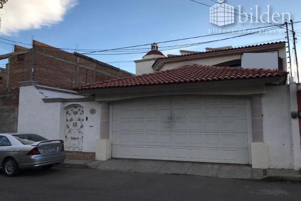 Foto de casa en venta en  , real del mezquital, durango, durango, 6180884 No. 01