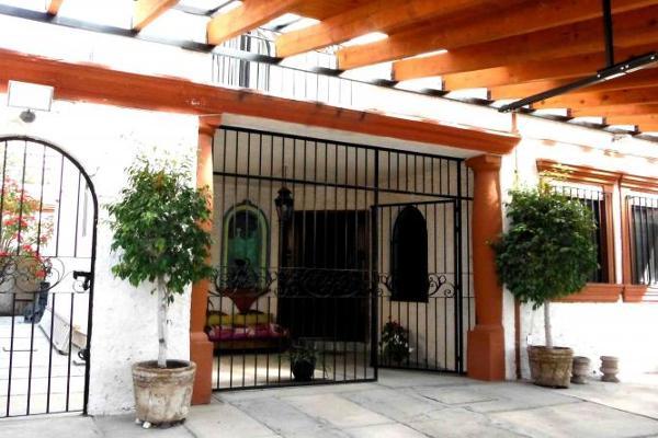 Foto de casa en venta en real del monte 1, plaza del parque, querétaro, querétaro, 8874540 No. 01