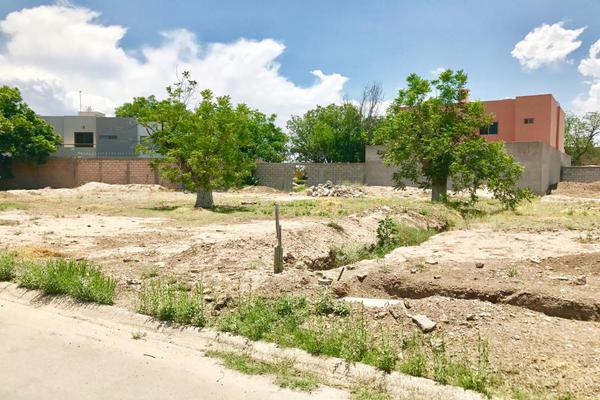 Foto de terreno habitacional en venta en  , real del nogalar, torreón, coahuila de zaragoza, 10580138 No. 04