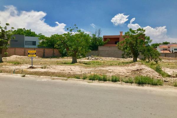 Foto de terreno habitacional en venta en  , real del nogalar, torreón, coahuila de zaragoza, 10580138 No. 05