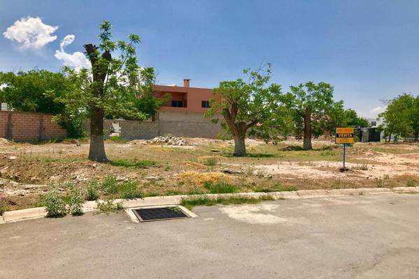 Foto de terreno habitacional en venta en  , real del nogalar, torreón, coahuila de zaragoza, 10580138 No. 12