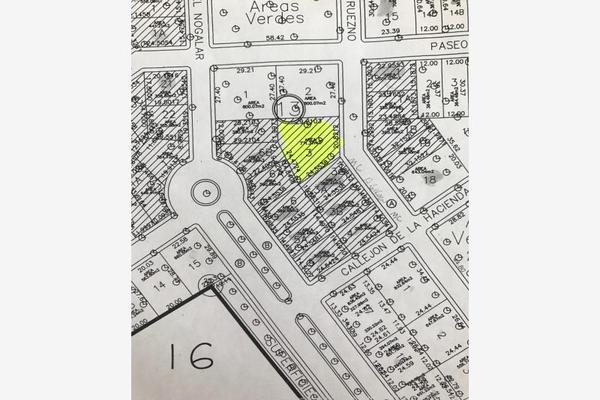 Foto de terreno habitacional en venta en  , real del nogalar, torreón, coahuila de zaragoza, 10580138 No. 19
