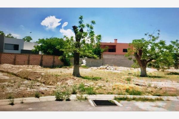 Foto de terreno habitacional en venta en  , real del nogalar, torreón, coahuila de zaragoza, 16240630 No. 04
