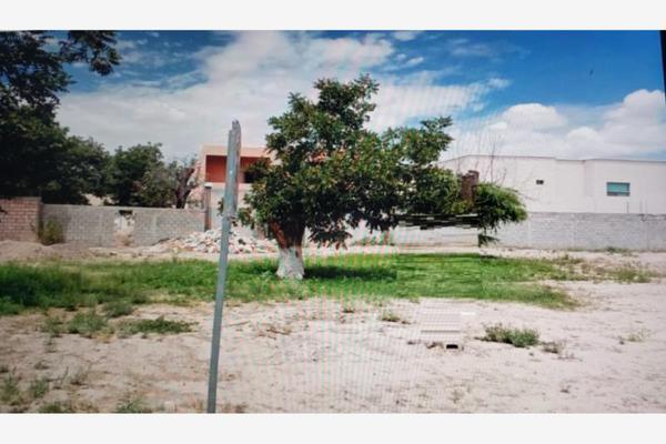 Foto de terreno habitacional en venta en  , real del nogalar, torreón, coahuila de zaragoza, 16240630 No. 05