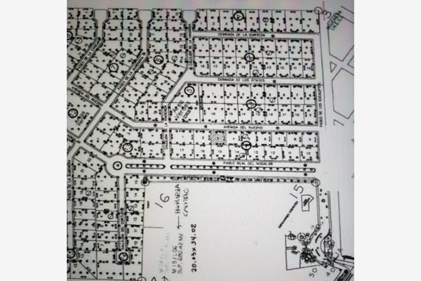 Foto de terreno habitacional en venta en  , real del nogalar, torreón, coahuila de zaragoza, 16240630 No. 14