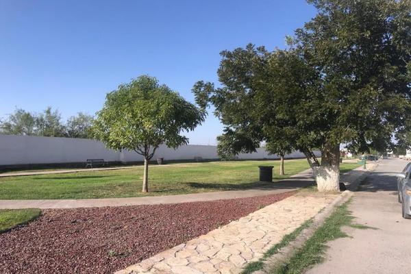 Foto de terreno habitacional en venta en  , real del nogalar, torreón, coahuila de zaragoza, 16825847 No. 06