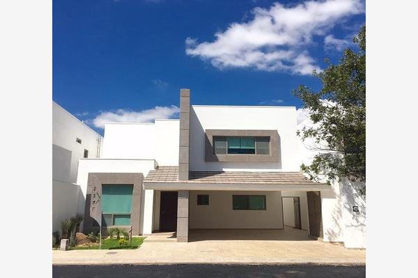 Foto de casa en venta en  , real del nogalar, torreón, coahuila de zaragoza, 5716532 No. 01