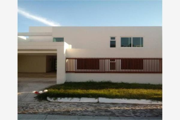 Foto de casa en venta en real del pedregal 24, vista real y country club, corregidora, querétaro, 0 No. 01