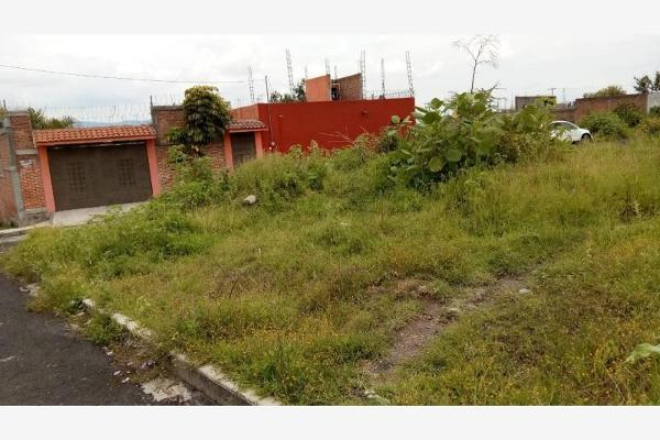Foto de terreno industrial en venta en  , san miguel la unión, xochitepec, morelos, 6187670 No. 03