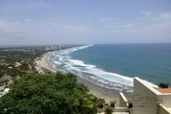 Foto de terreno habitacional en venta en  , real diamante, acapulco de juárez, guerrero, 5652553 No. 01
