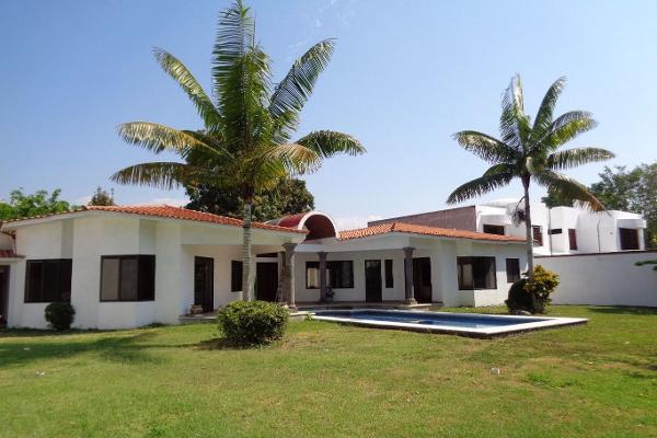 Foto de casa en venta en  , real hacienda de san josé, jiutepec, morelos, 3065996 No. 01
