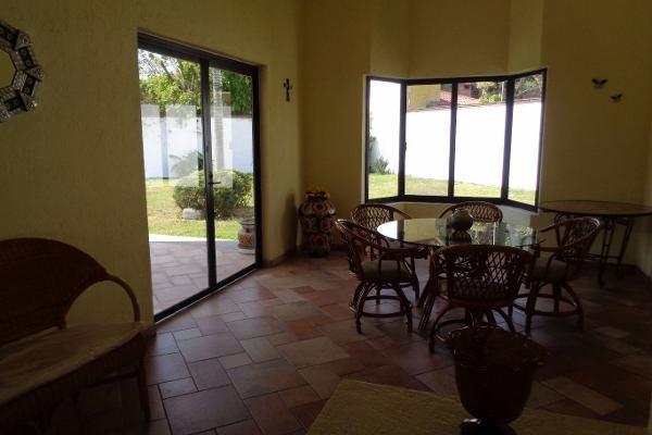 Foto de casa en venta en  , real hacienda de san josé, jiutepec, morelos, 3065996 No. 05